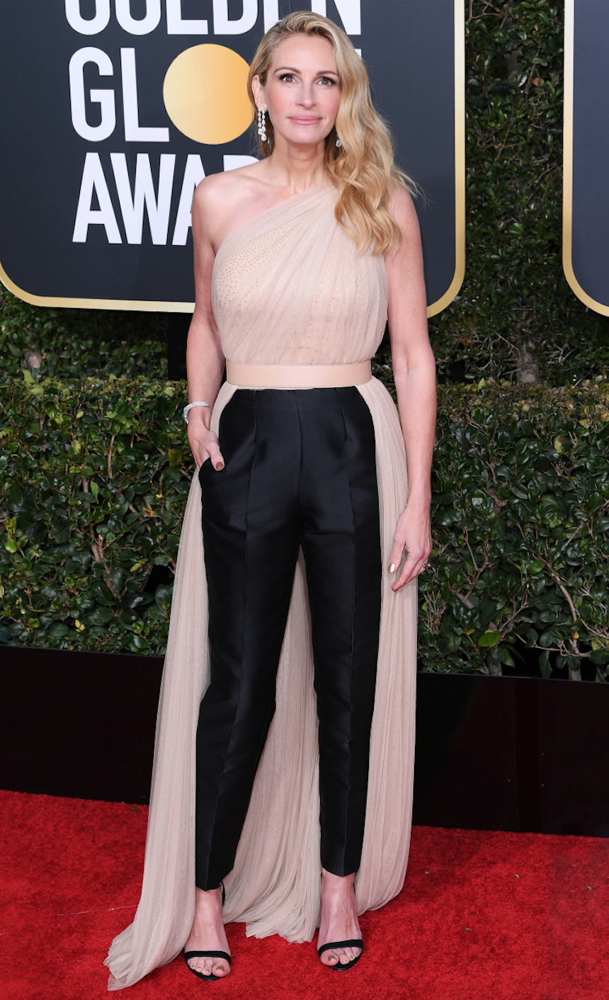 2019 Golden Globes Red Carpet Fashion Recap Alg Style